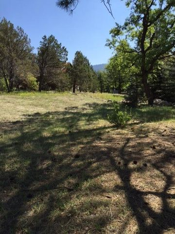 Mogollon Rim Views from this lot!