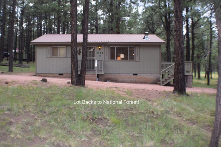 3766 Larson Loop, Forest Lakes, AZ 85931