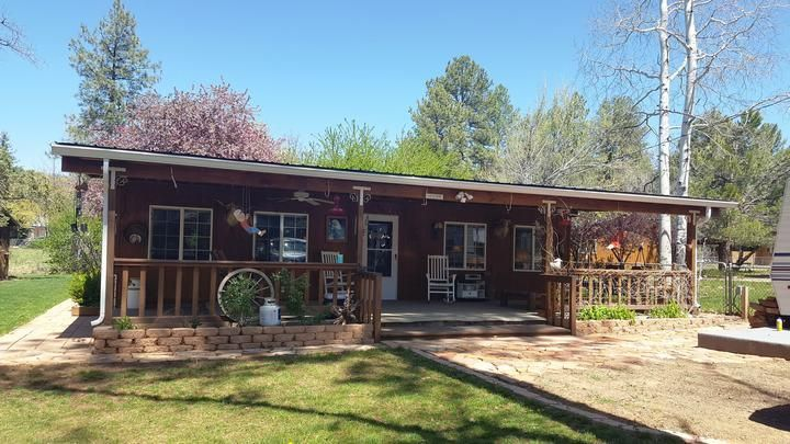 8454 Turkey Run, Strawberry, AZ 85544