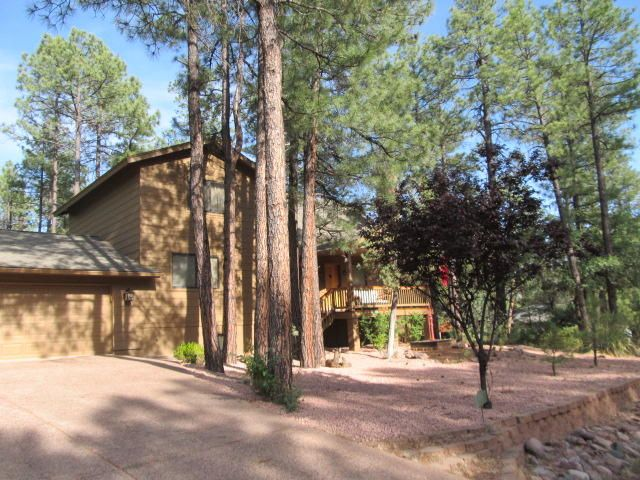 3743 Whispering Pines Road, Pine, AZ 85544