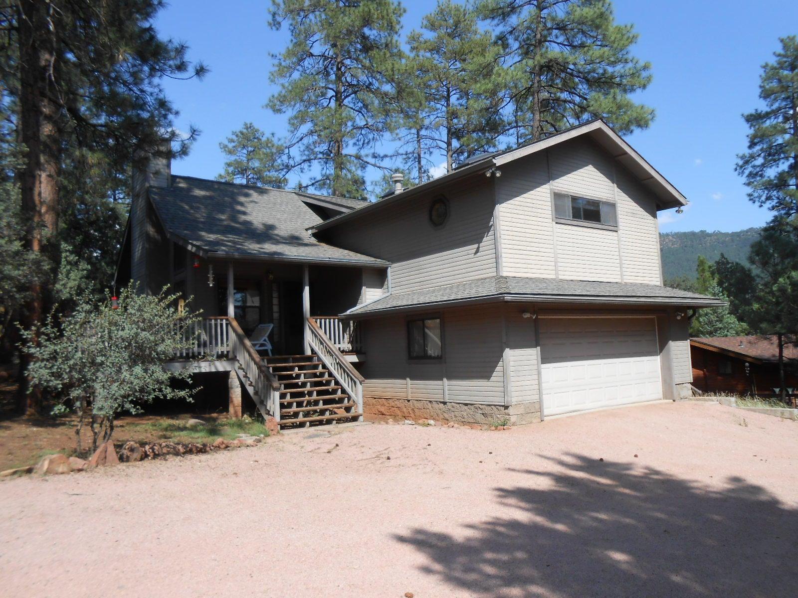 4531 N Ponderosa Drive, Pine, AZ 85544