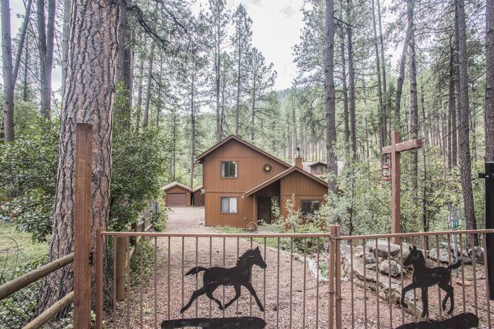 193 E SADDLE MOUNTAIN Road, Payson, AZ 85541