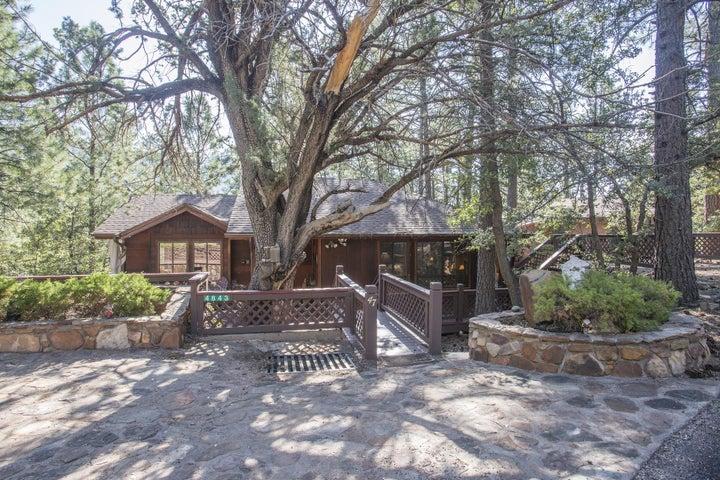 4843 N Mountain Sunrise, Pine, AZ 85544