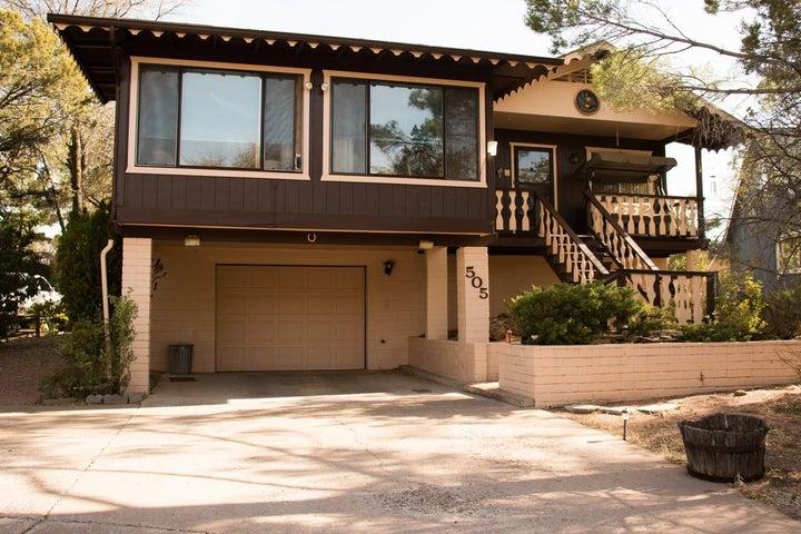 505 E Alpine Drive, Payson, AZ 85541
