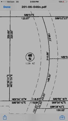 46C Ewing Trail, Tonto Basin, AZ 85553