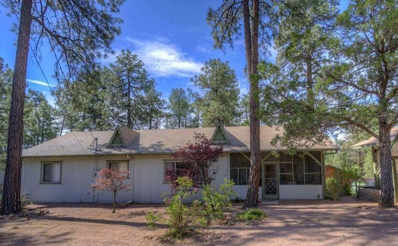 201 W Timber Circle, Payson, AZ 85541