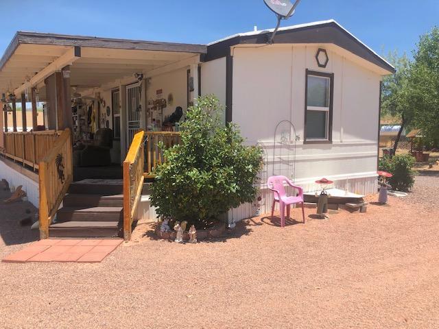 162 W Sally May Circle, Tonto Basin, AZ 85553