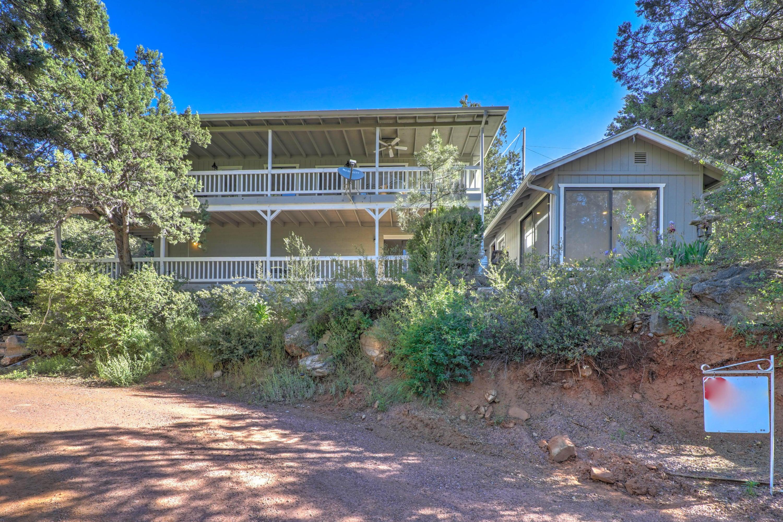 9313 Coyote Drive, Pine, AZ 85544
