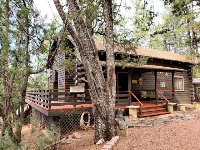6330 W Fairholm Drive, Pine, AZ 85544