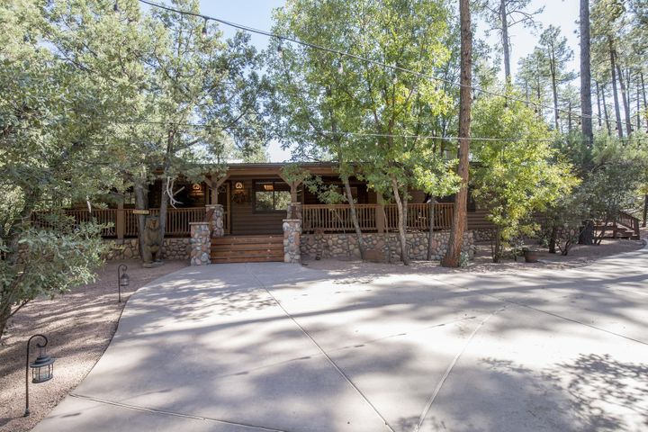 6856 W Bradshaw Drive, Pine, AZ 85544