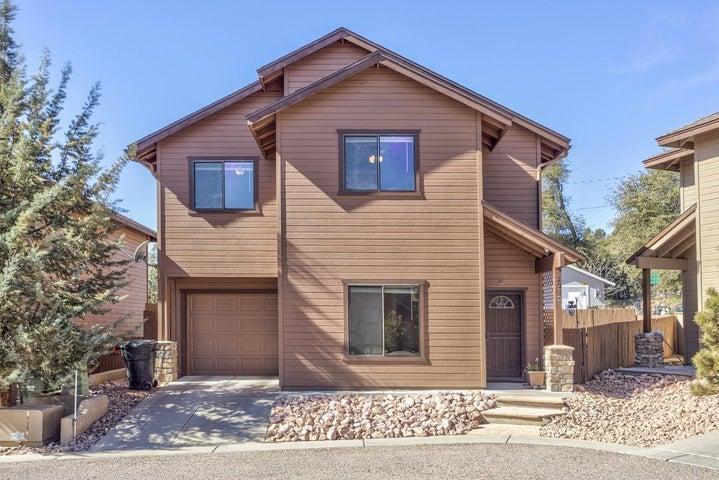 308 W Frontier, Unit 2 (Unit H) Street, Payson, AZ 85541