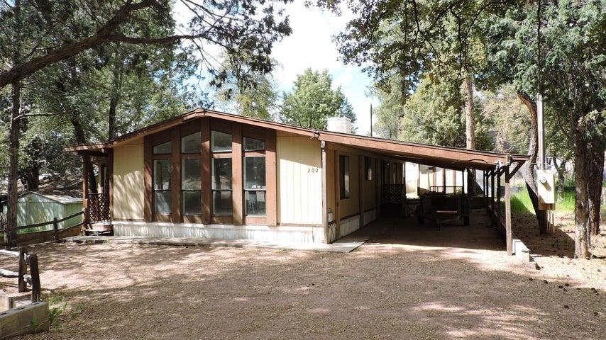202 W Forest Drive, Payson, AZ 85541