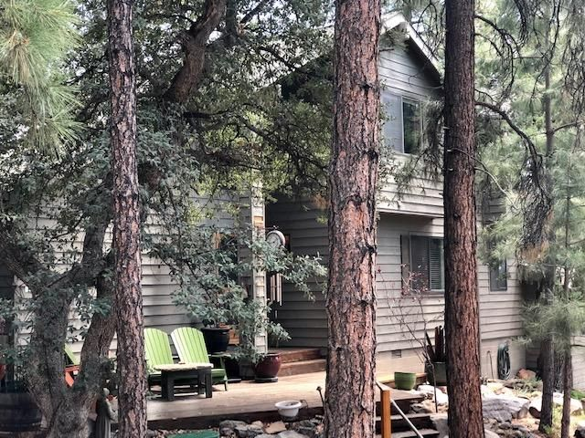 5167 N Juniper Loop, Pine, AZ 85544