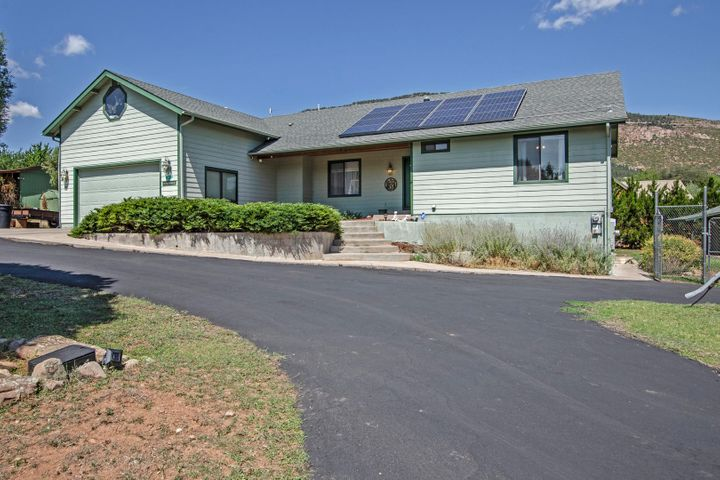 1116 W Beaver Flat Road, Payson, AZ 85541