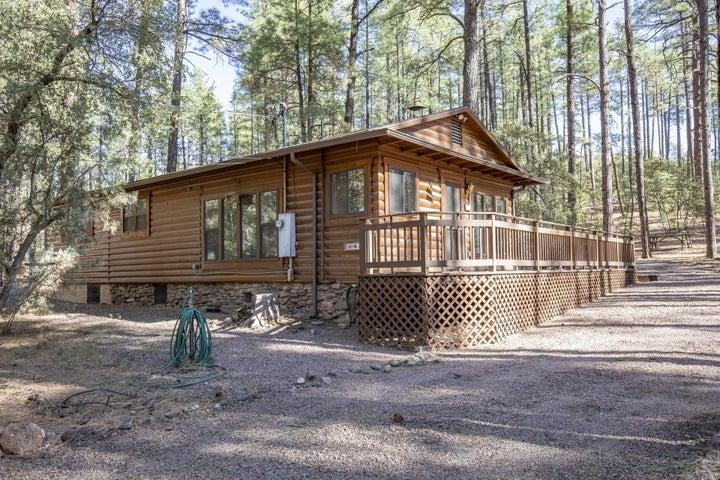 221 N Coyote Trail, Payson, AZ 85541