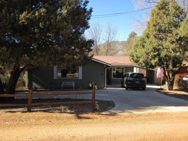3344 N Juniper Trail, Pine, AZ 85544
