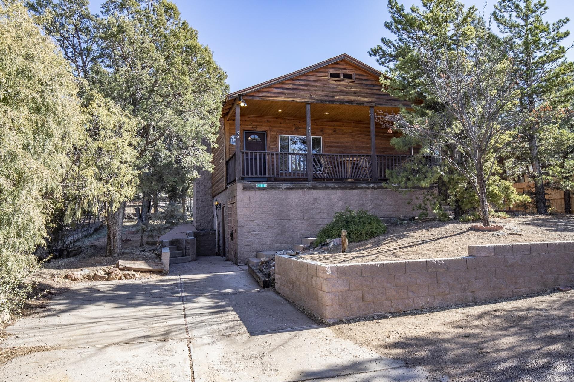 471 N Skunk Hollow Lane, Payson, AZ 85541