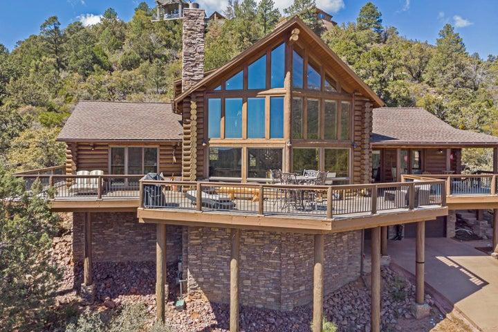 4964 N Trails End Drive, Pine, AZ 85544