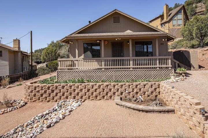 250 N Elizabeth Drive, Payson, AZ 85541