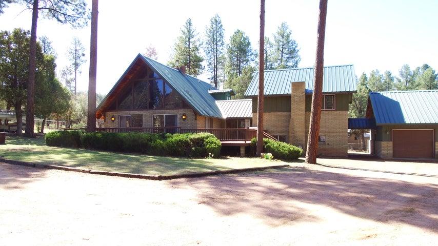 8599 W Buffalo Road, Strawberry, AZ 85544