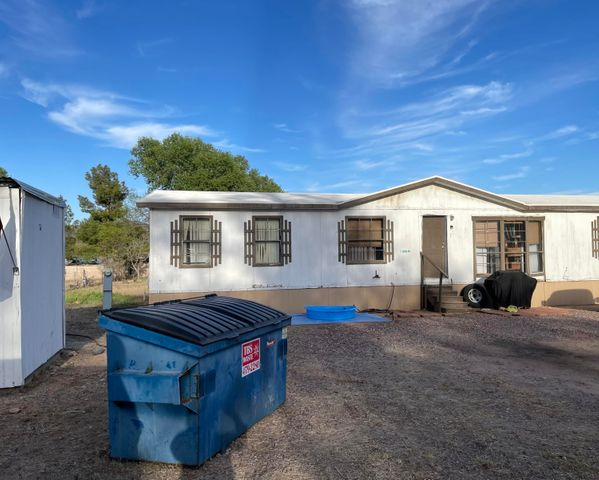 151 N Rice Road, Tonto Basin, AZ 85553