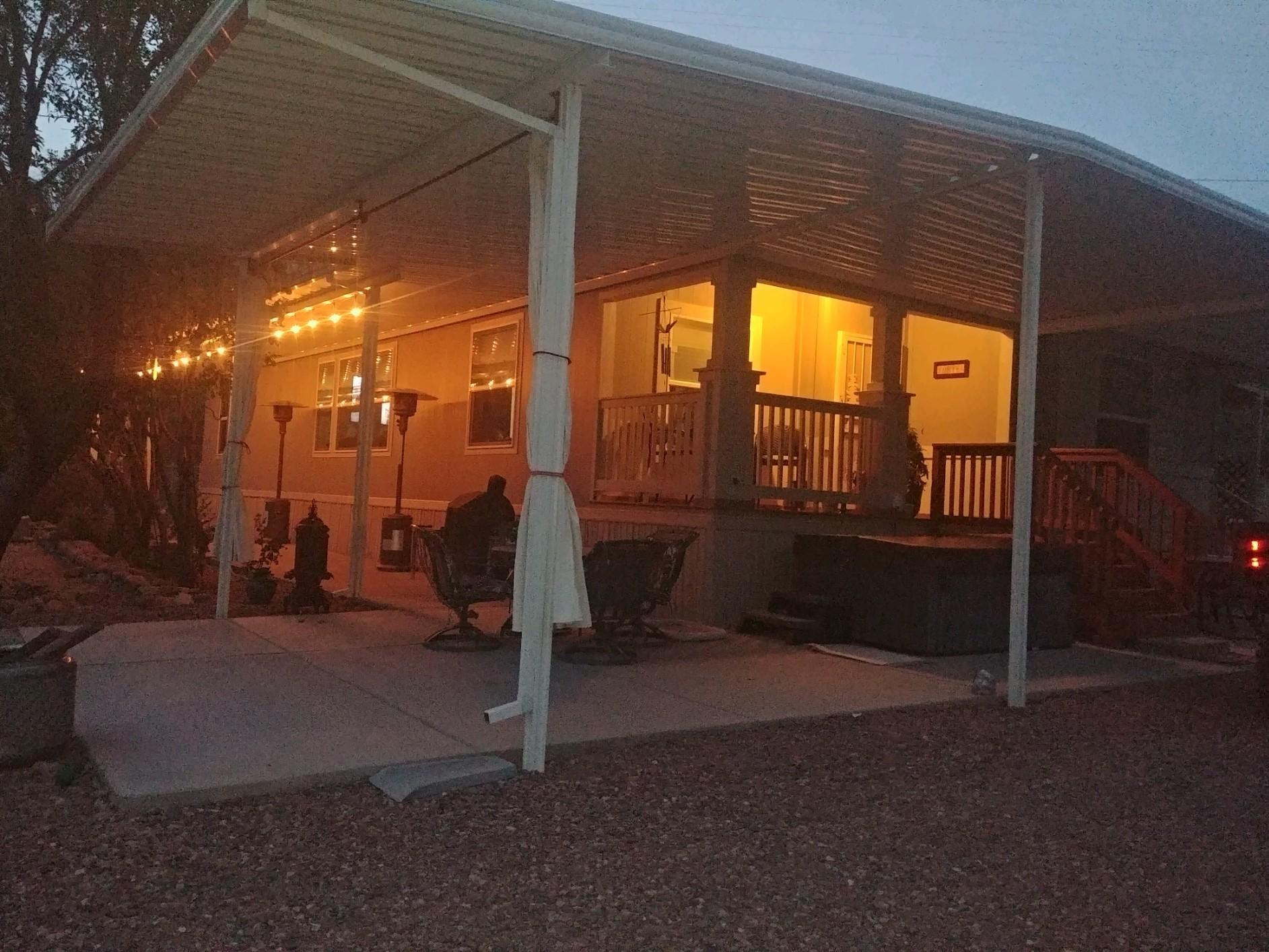 198 E Nip N Tuck Drive, Tonto Basin, AZ 85553