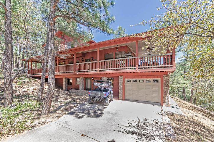 5281 N Canyon View, Pine, AZ 85544