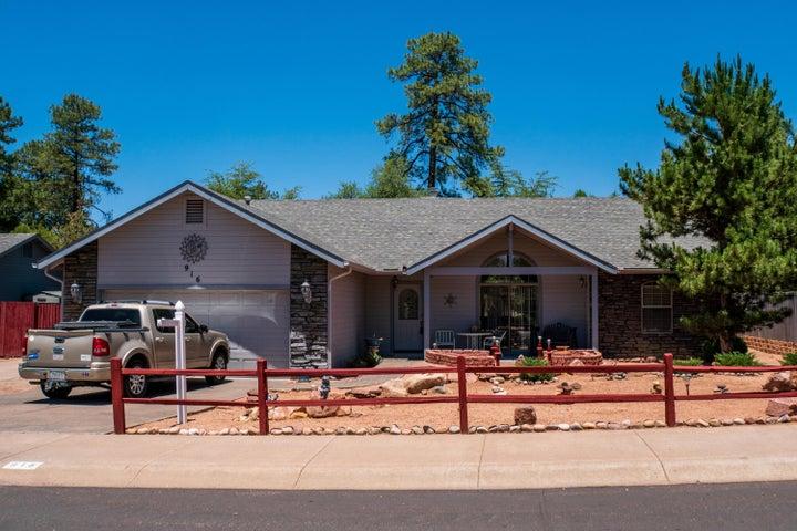 916 W Country Lane, Payson, AZ 85541