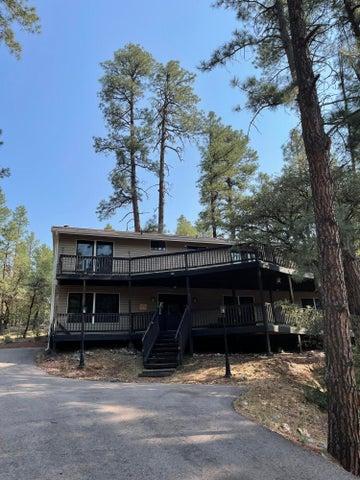 6472 Bradshaw Drive, Pine, AZ 85544