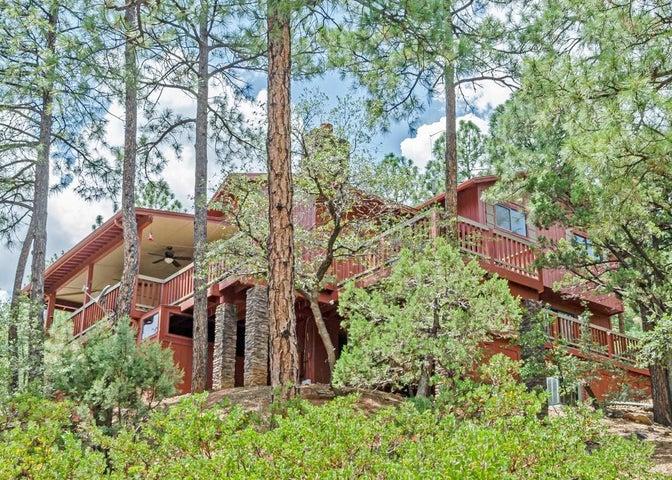 5281 N Canyon View, Pine, AZ 85544