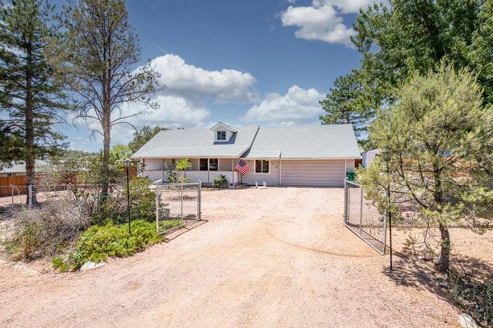 2002 N SADDLE BLANKET Drive, Payson, AZ 85541