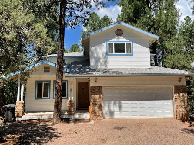 3297 N Kysar Way, Pine, AZ 85544