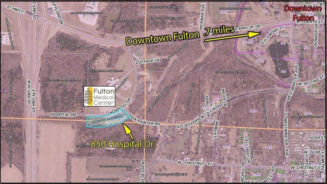 FULTON MO 65251 Fulton Commercial