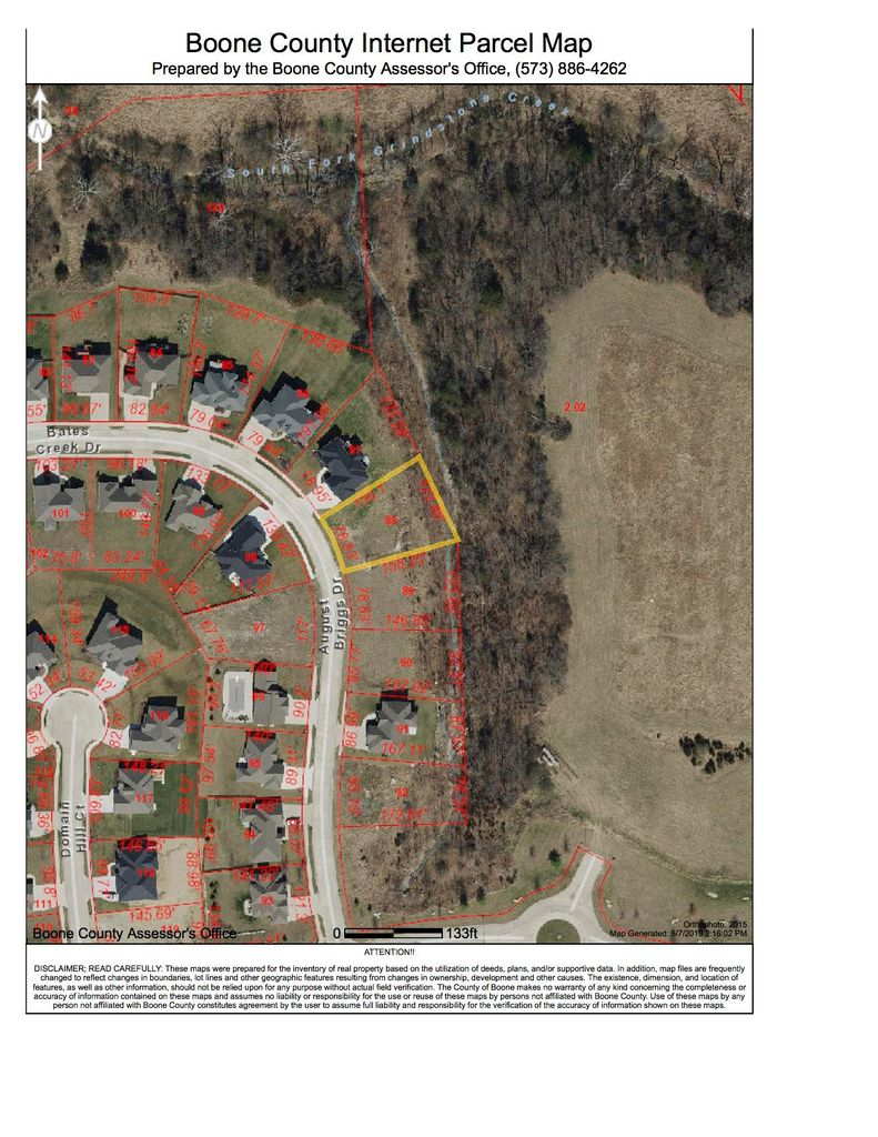 LOT 230A AUGUST BRIGGS DR, COLUMBIA, MO 65201