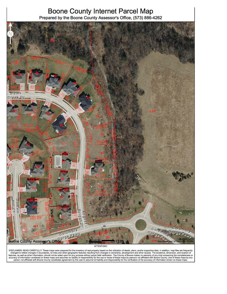 LOT 231A AUGUST BRIGGS DR, COLUMBIA, MO 65201