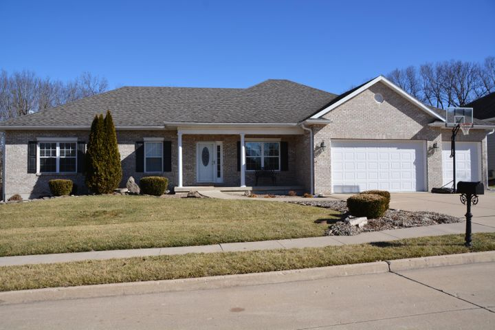 406 SILVER THORNE DR, COLUMBIA, MO 65203