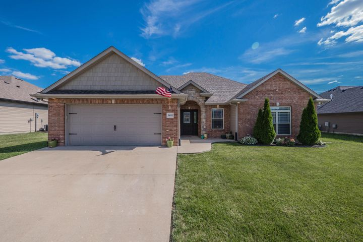 3602 FLATWATER DR, COLUMBIA, MO 65202