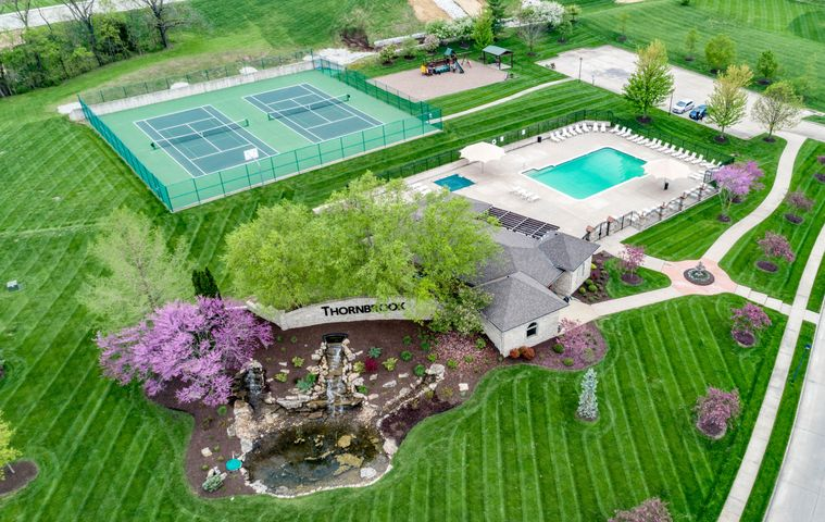 Pool, Club House, Tennis Courts