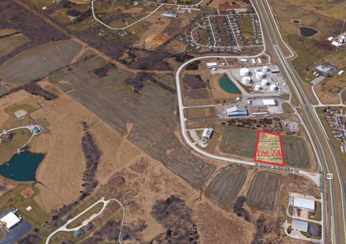 LOT 2A E MEYER INDUSTRIAL DR, COLUMBIA, MO 65203