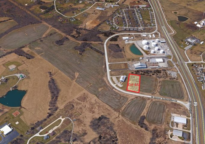 LOT 4A E MEYER INDUSTRIAL DR, COLUMBIA, MO 65203