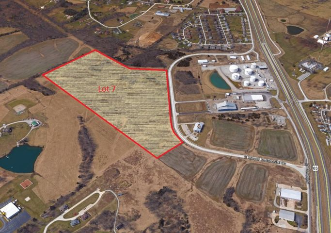 LOT 7 E MEYER INDUSTRIAL DR, COLUMBIA, MO 65203