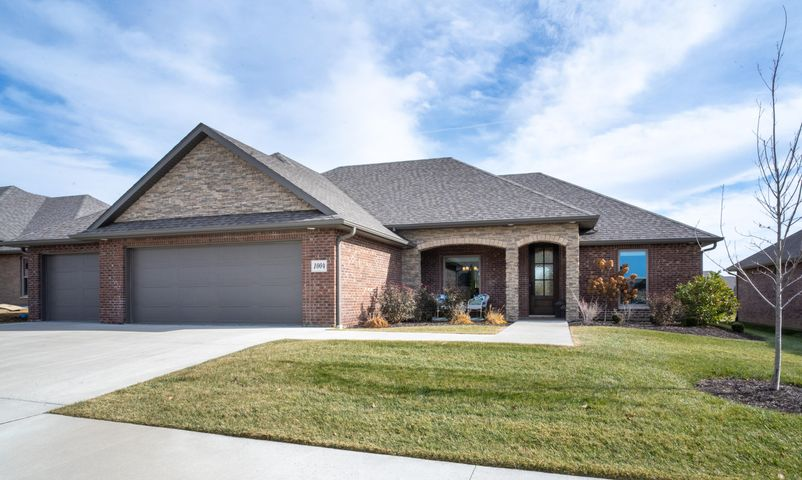 1004 MARCASSIN DR, COLUMBIA, MO 65201