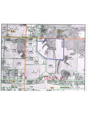 45.68 acres - I-70 Millersberg exit