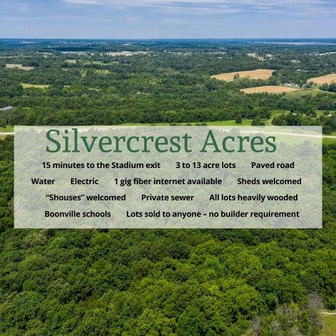 LOT 20 SILVERCREST CT, WOOLDRIDGE, MO 65287