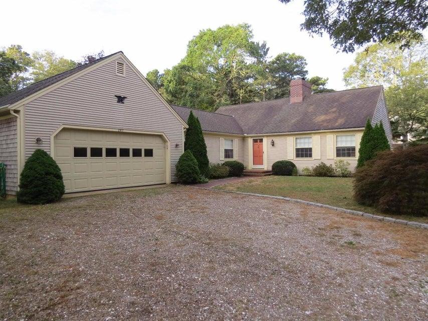267 Riverview Drive, Chatham MA, 02633 sales details