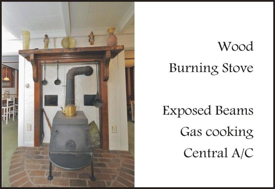 Winslow Wood Burning Kitchen Stove
