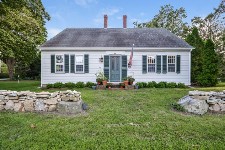 447 Route 6A, Yarmouth Port, MA 02675