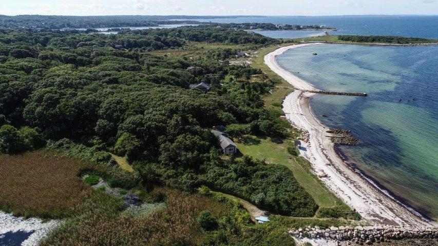 Aerial View 114 Quaker Road