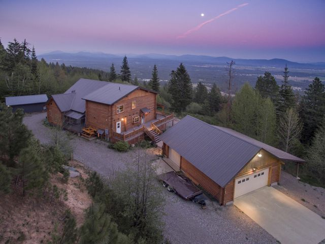 Log Homes For Sale In Rathdrum Idaho