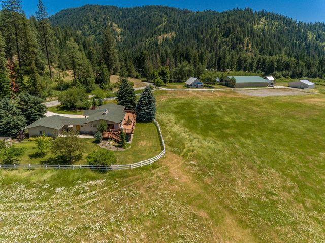 1351 S. Meyers Hill Road, Coeur d